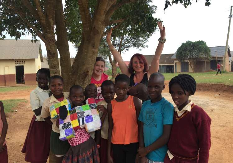 Teaching Assistant in Uganda