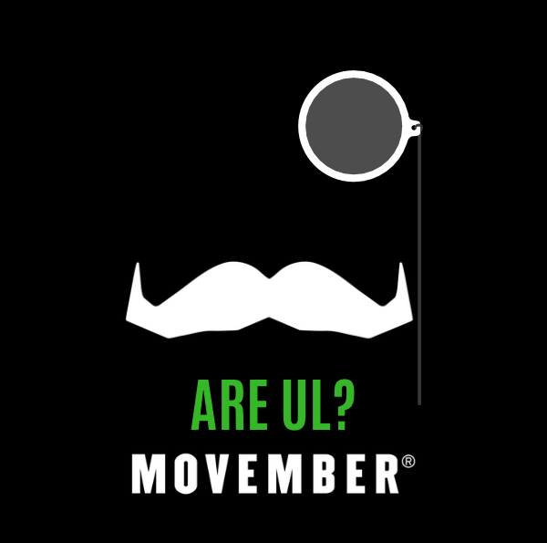 Movember UL Team Member