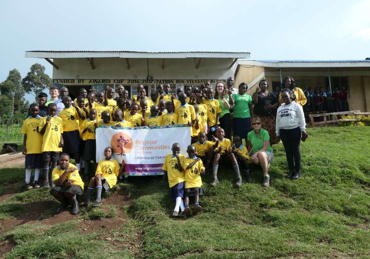 Overseas Volunteer Placement in Kenya