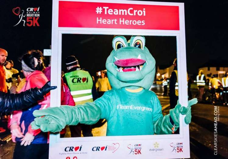 Registration Volunteers for Croí Night Run, 10th and 11th October
