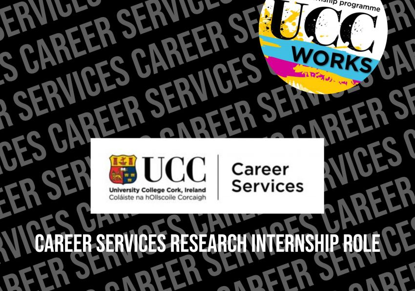 The Student Intern Role- Career Services Research Internship