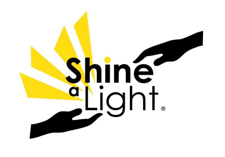 Shine a Light in aid of the Homeless