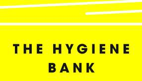 The Hygiene Bank volunteer