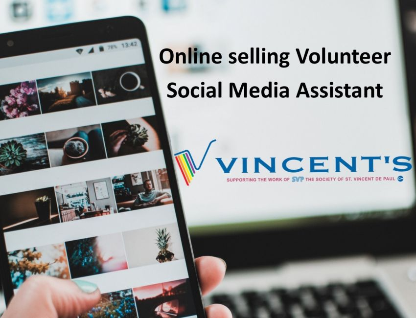 Social Media and online selling Volunteers -remote volunteering
