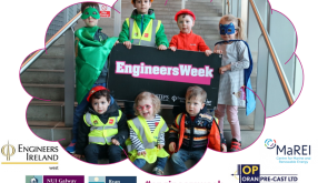 Engineering Our Future: Family Fun Day 2020