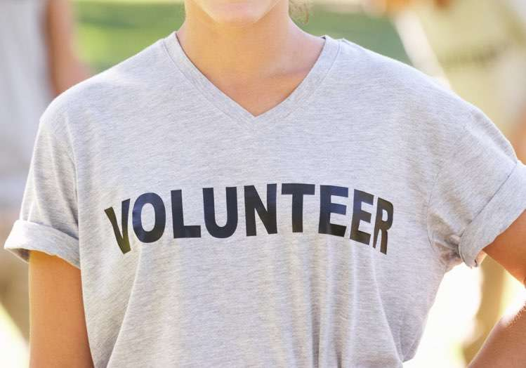 Charity Shop Volunteer