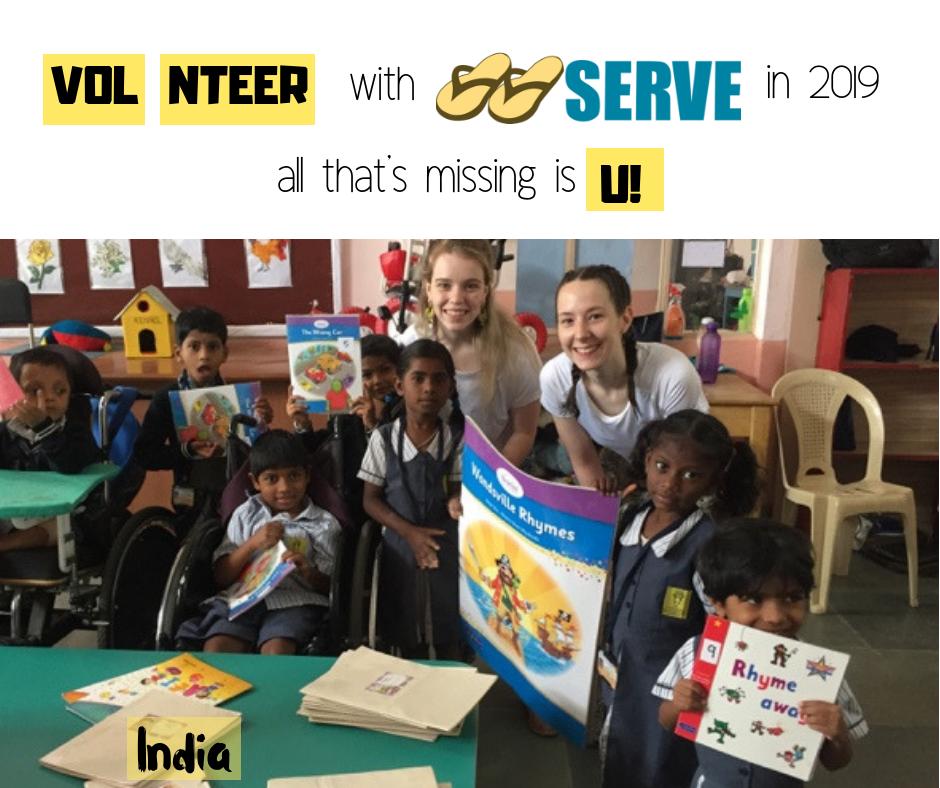 Volunteer: India