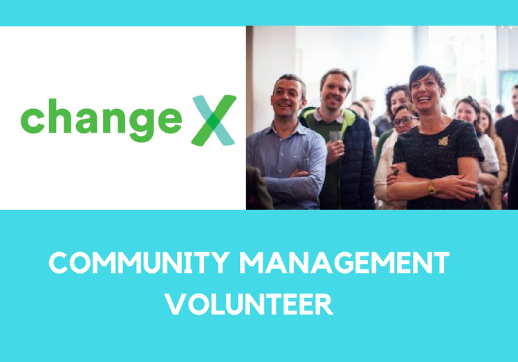Community Management Volunteer