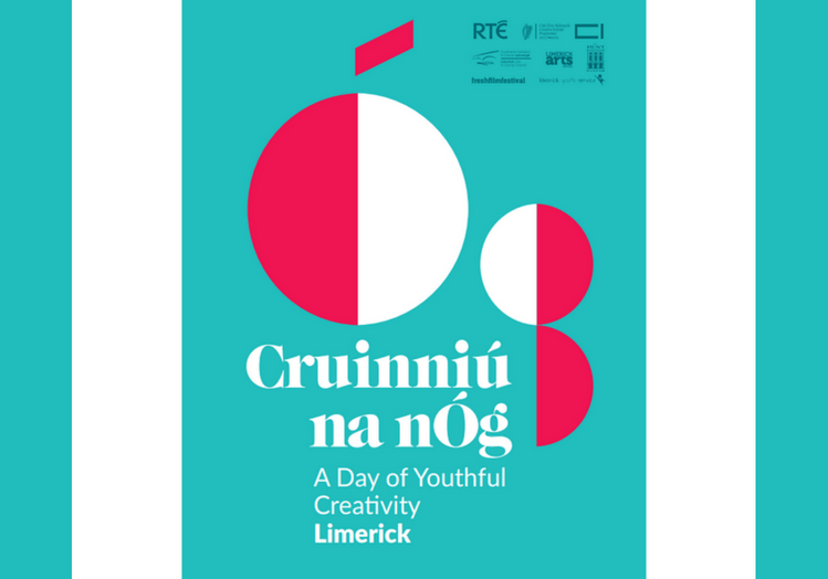 Volunteers for Limerick's Cruinniú na nÓg Creative Ireland initiative