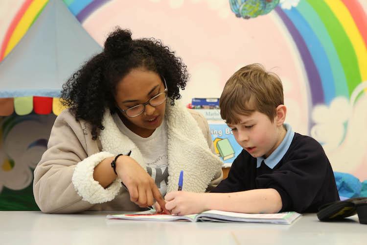 Presentation Primary School - Homework Club