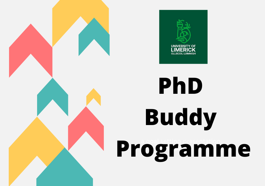 PHD BUDDY PROGRAMME