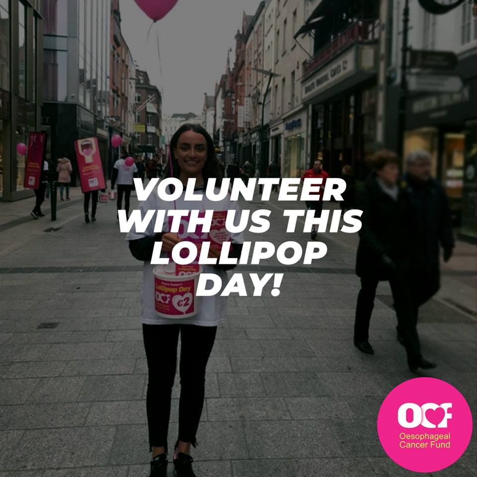 Volunteers Needed for Lollipop Day 2020