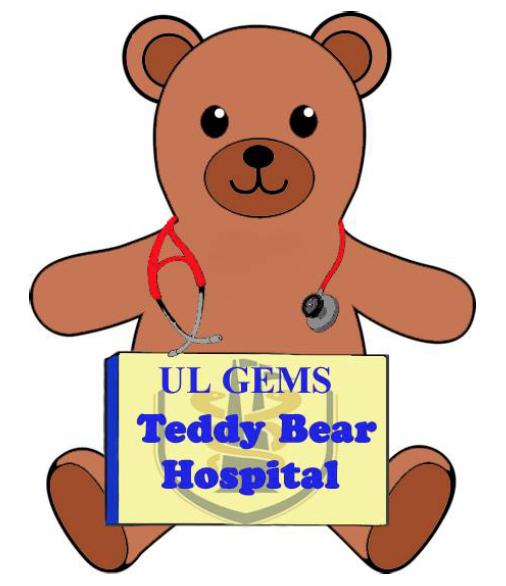 UL Teddy Bear Hospital 2018-2019
