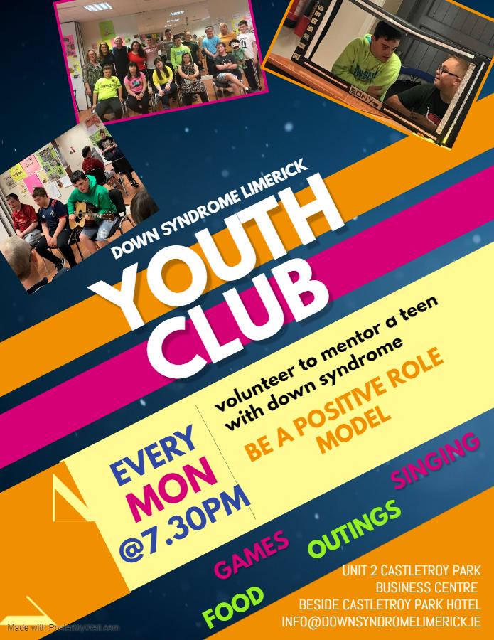Youth Club Mentor