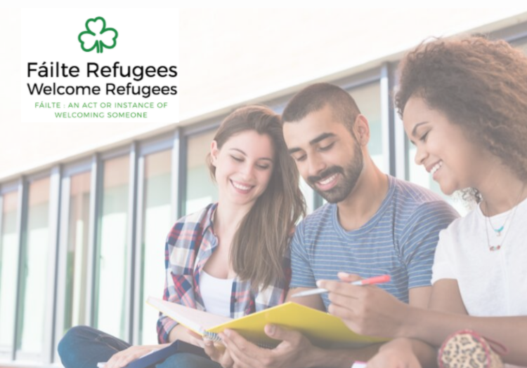 Conversational English Class Tutors Required: UCD Fáilte Refugees