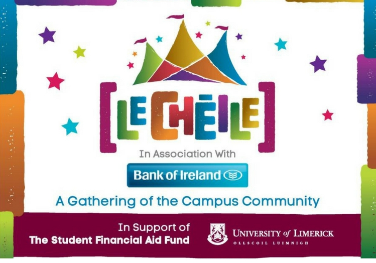 Le Cheile – In Support of the Student Financial Aid Fund
